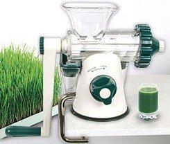 meilleur extracteur de jus healty juice, manuel