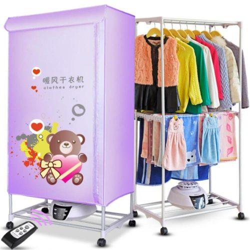 sèche-linge électrique portable pas cher panda