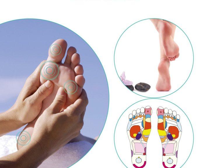 meilleur masseur des pieds