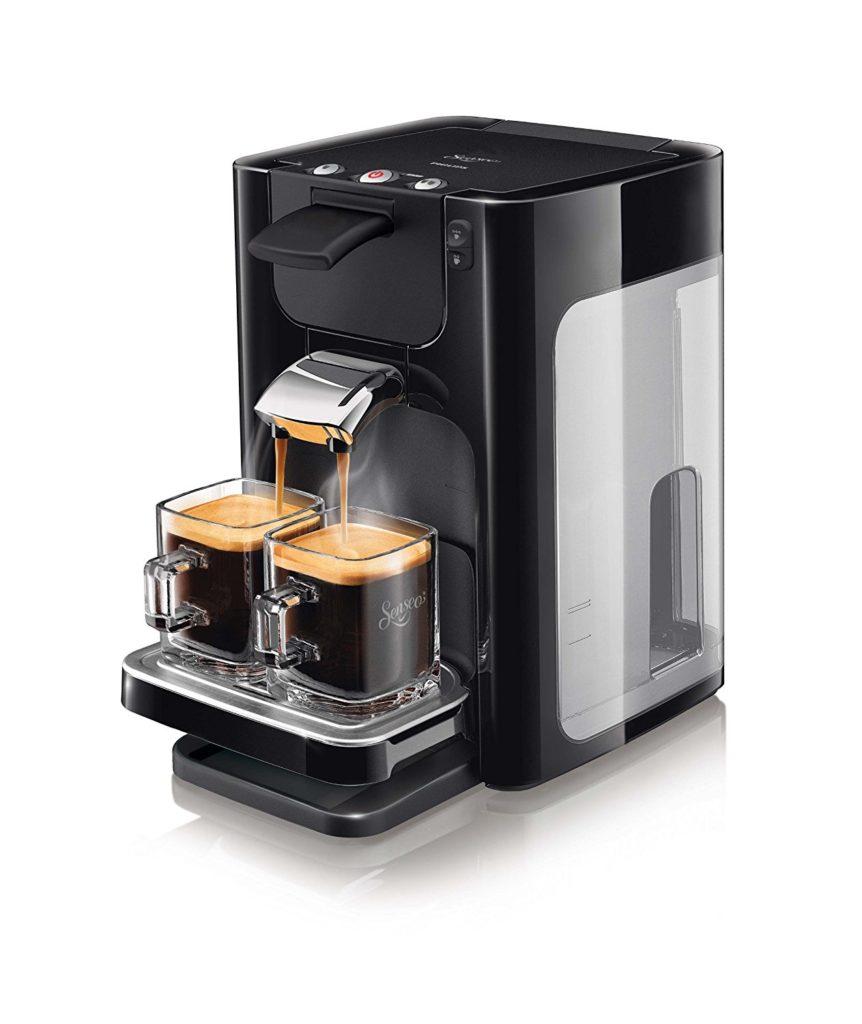 meilleures cafetières philips HD7866