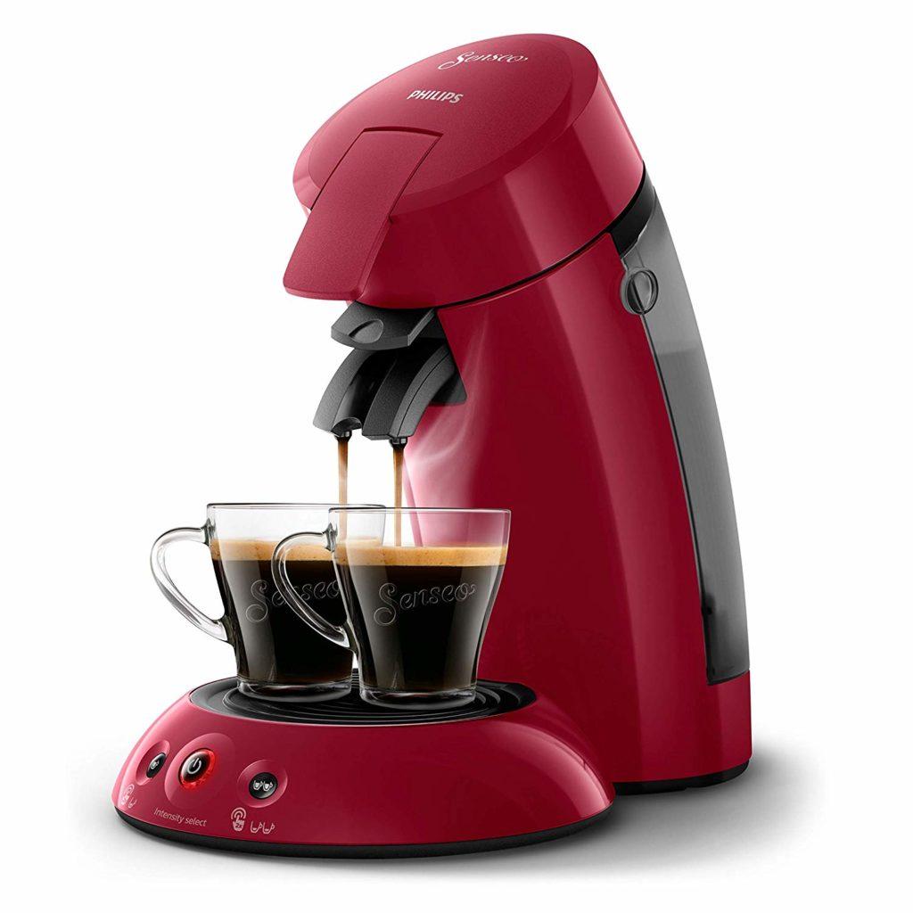 meilleures cafetières philipsHD6554