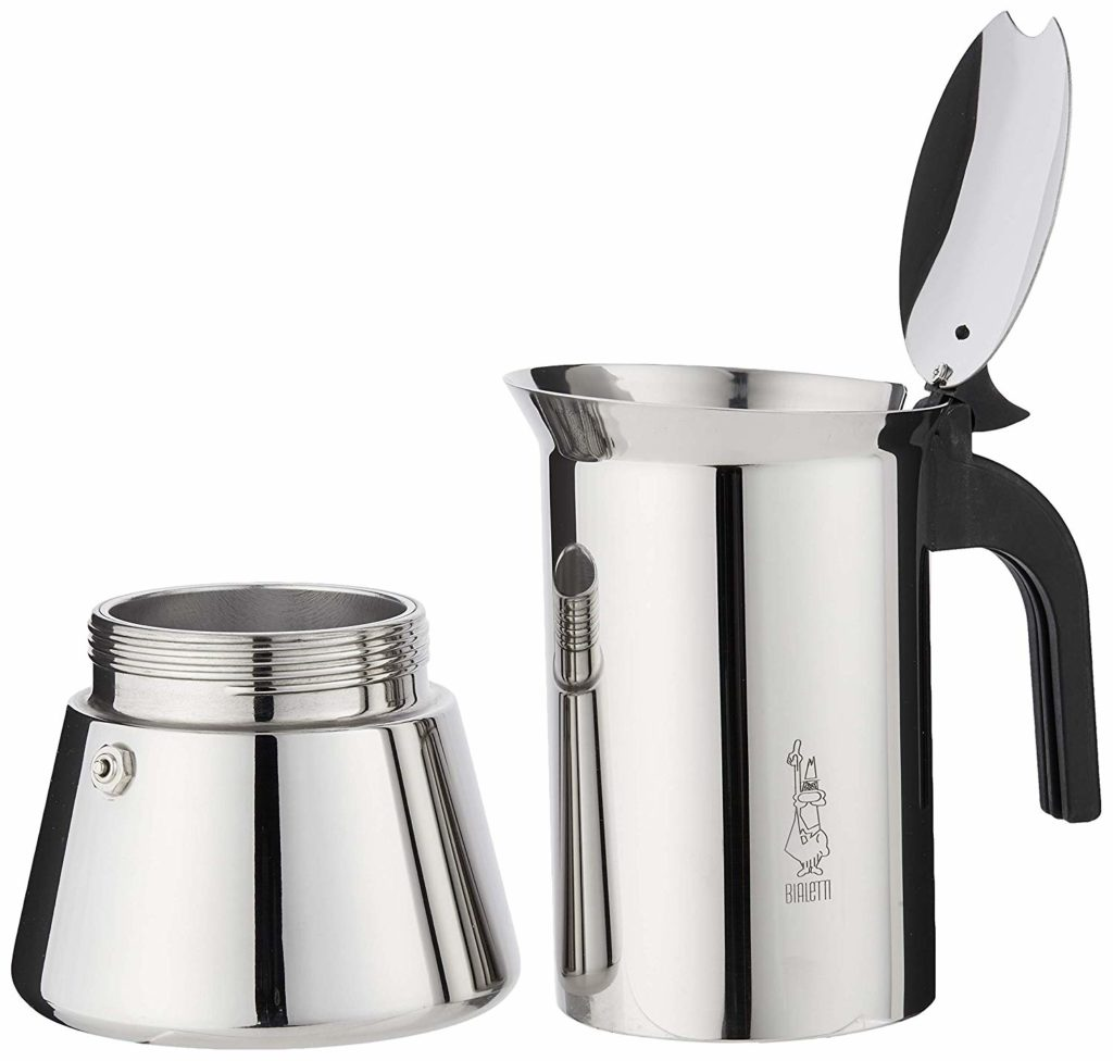 bialetti venus induction 10 tasses