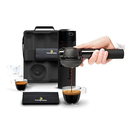 la cafetière de voyage handpresso