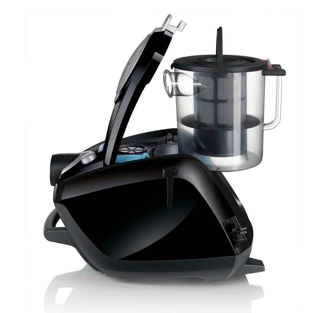 Aspirateur Bosch BGS5SIL66B aspirateur sans sac relax proSilence