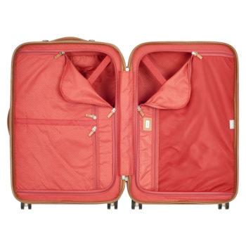 valises, compartiments